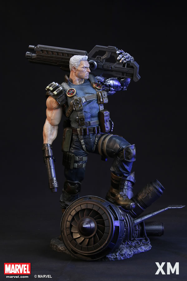 cable ¼ Scale Statue XM Studios Marvel